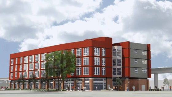 The Mt. Baker Lofts will be open to tenants Spring 2014.